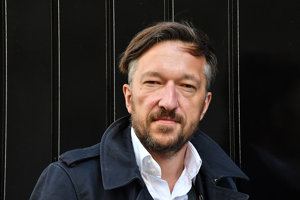 Schriftsteller Lukas Bärfuss