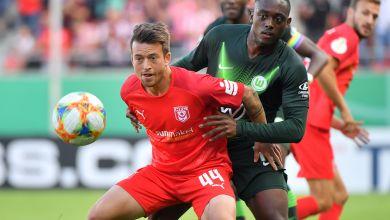 Hallescher FC - VfL Wolfsburg
