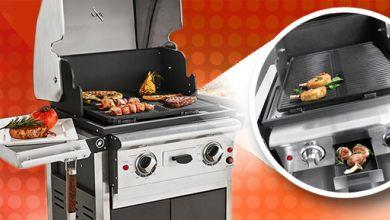 Elektro BBQ Grill
