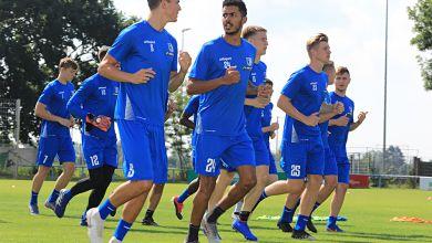 1. FC Magdeburg, Trainingsauftakt