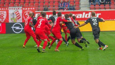 Hallescher FC - FSV Zwickau