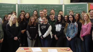 Klasse übersetzt! in Muldenstein