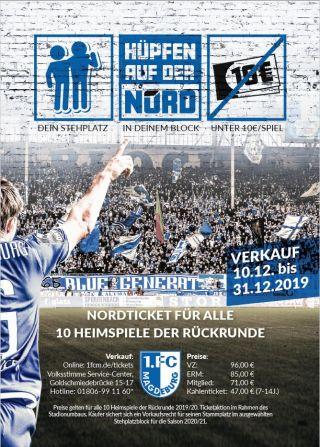 Plakat Nordticket FCM