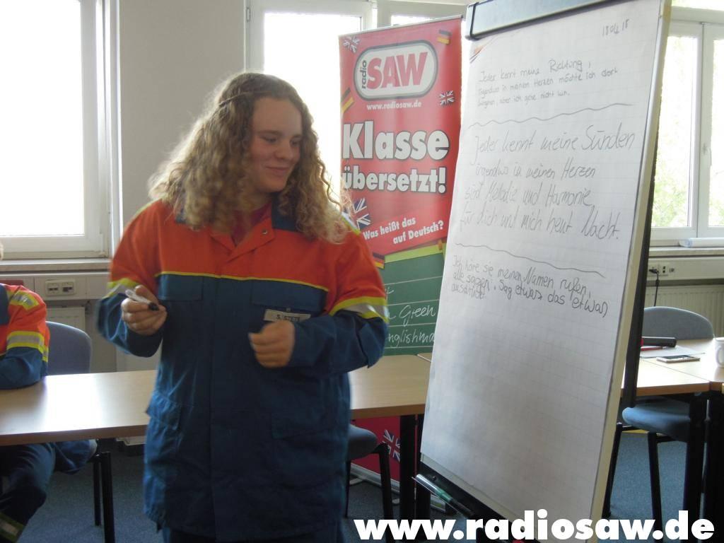 Fotos Klasse übersetzt In Schkopau Radio Saw