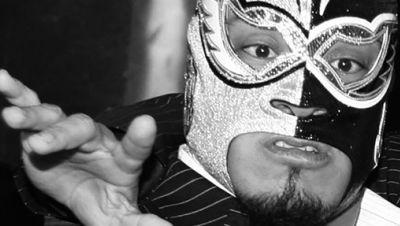 Wrestler Silver King