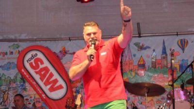 radio SAW-Party
