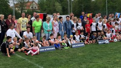 Junior-Soccercamp Halle