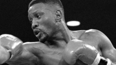 Boxer Pernell Whitaker