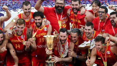 Spanien Basketball-Weltmeister